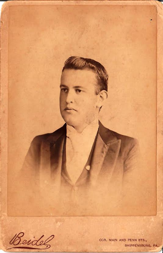 Photo of P. E. Taylor