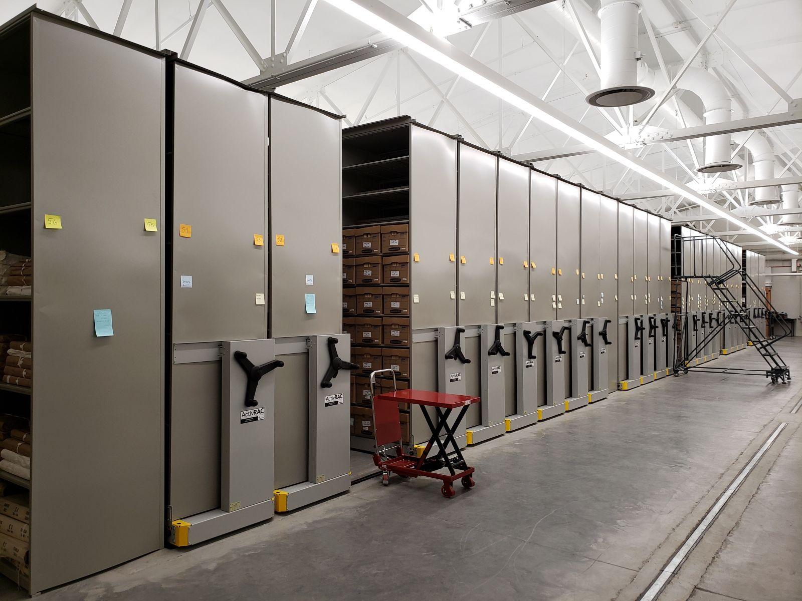 """Archives """"Phase I"""" Storage Facility, 1-15-2021"""