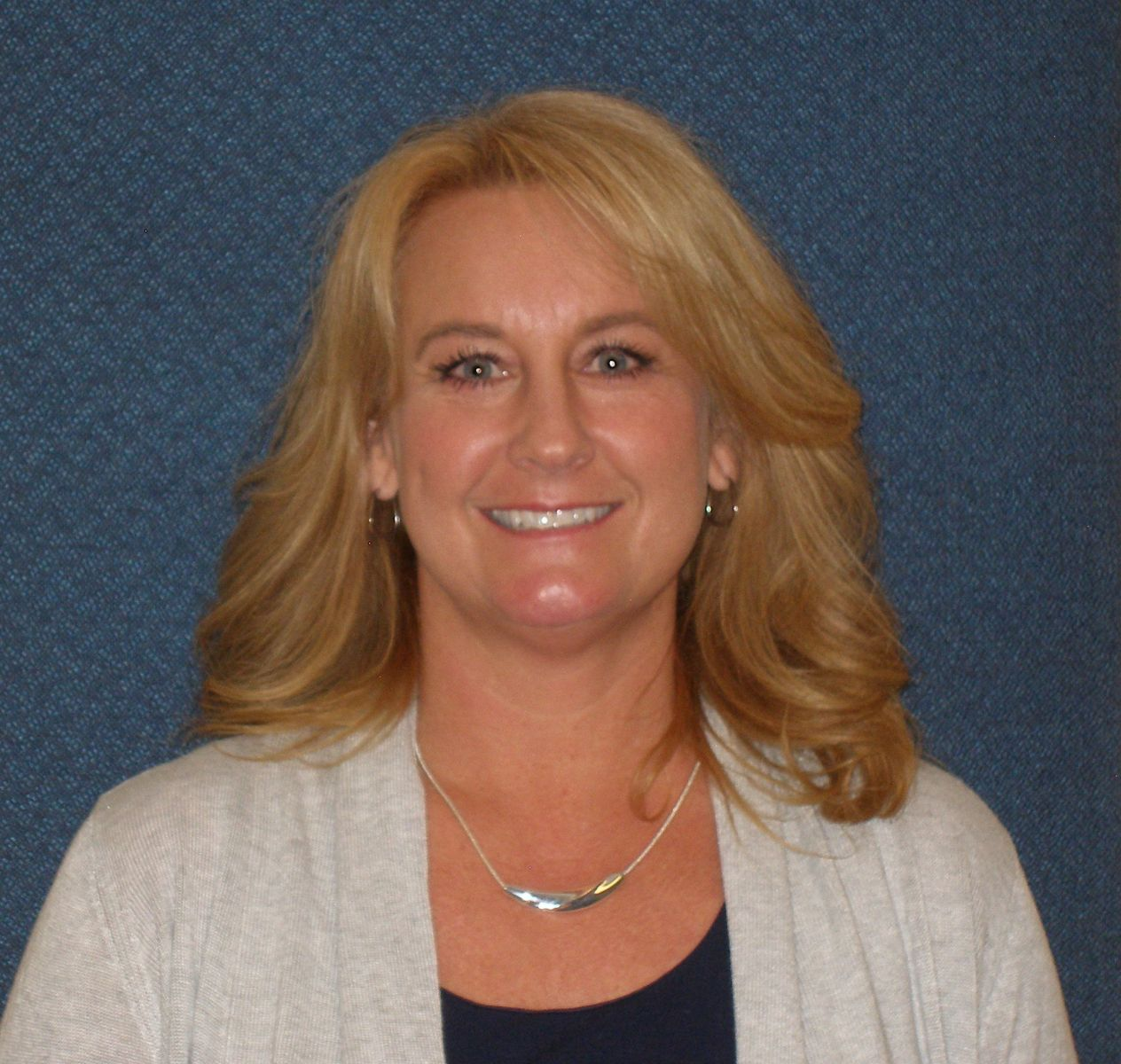 Newly appointed MH/IDD/EI Administrator, Stacey Brookens.