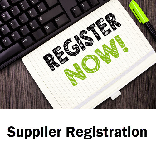 Supplier Registration