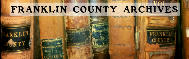 Franklin County Archives